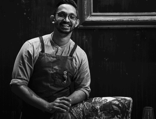 ACV26: Starting a Restaurant, Inventing Dishes, Appreciating Food and More (Rishi Naleendra, Michelin-starred Chef, Part 2)