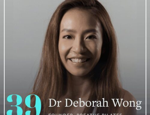 ACV39: [Masterclass] Exercise, Diets and Supplements For a Healthy Life (Dr Deborah Wong, Doctor / Entrepreneur / Fitness Guru, Part 2)